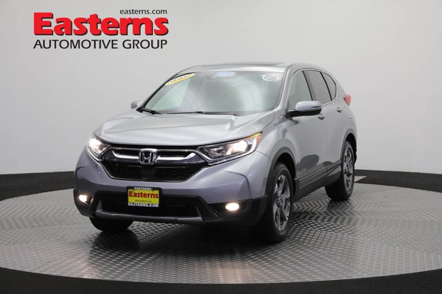 2017 Honda CR-V EX-L Sport Utility