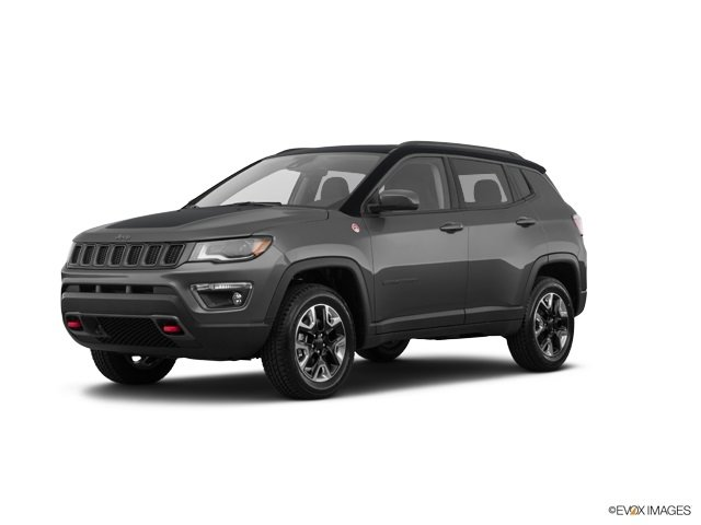 2018 Jeep Compass Trailhawk Trailhawk 4x4 Regular Unleaded I-4 2.4 L/144 [5]