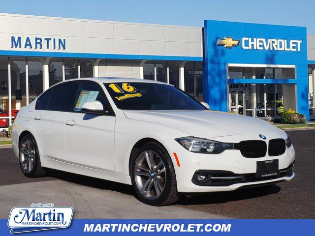 2016 BMW 3 Series 328i 4dr Sdn 328i RWD South Africa SULEV Intercooled Turbo Premium Unleaded I-4 2.0 L/122 [9]