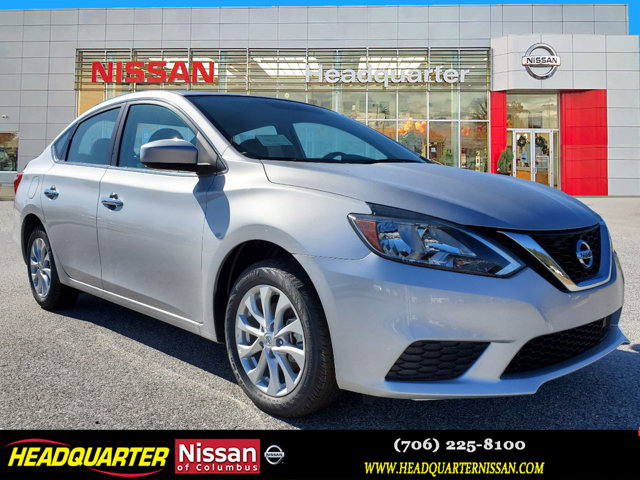 New 2019 Nissan Sentra in Columbus, GA