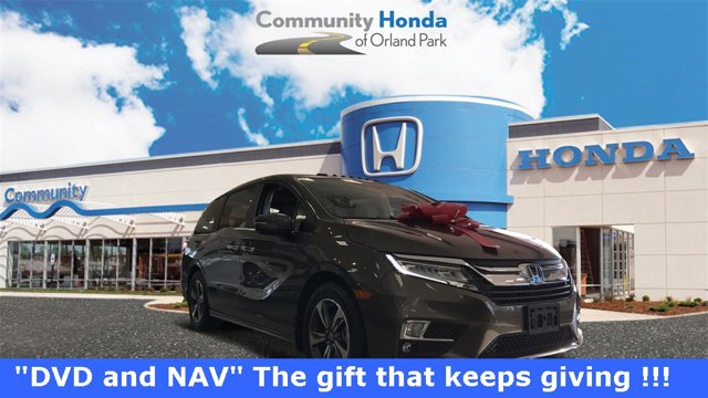 Used 2019 Honda Odyssey in Orland Park, IL