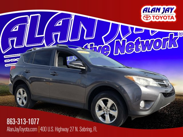 Used 2015 Toyota RAV4 in Sebring, FL
