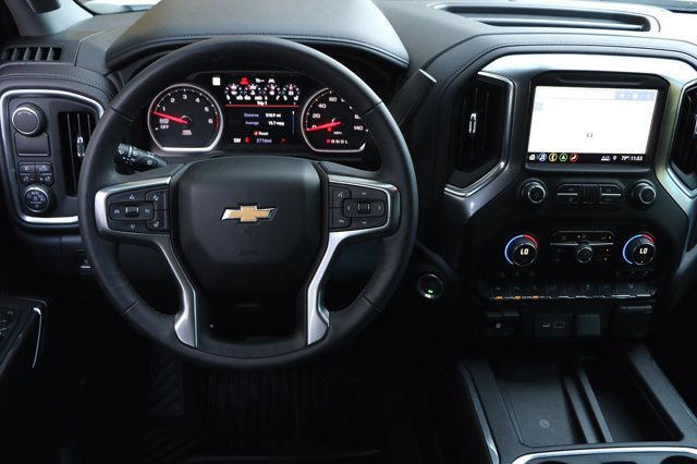 Used 2019 Chevrolet Silverado 1500 2WD Double Cab 147 LTZ