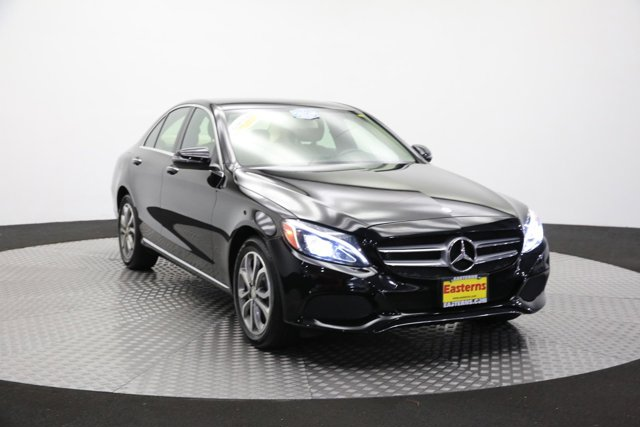 2016 Mercedes-Benz C-Class for sale 120232 27