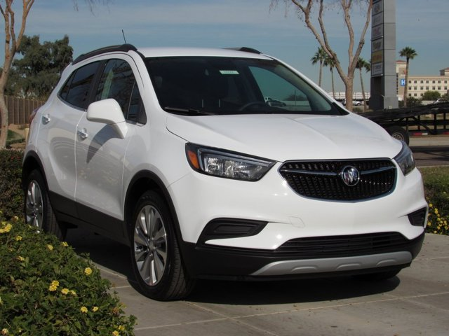 2020 Buick Encore Preferred FWD 4dr Preferred Turbocharged I4 1.4/83 [0]