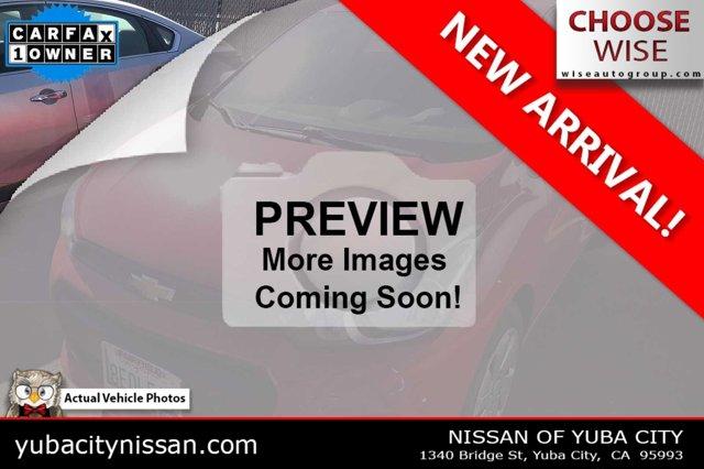 2018 Chevrolet Spark LS 4dr HB CVT LS Gas I4 1.4L/ [0]