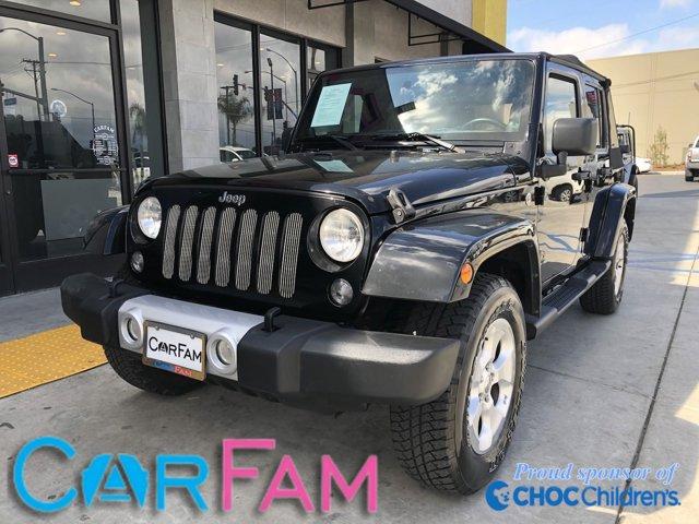 Used 2014 Jeep Wrangler Unlimited in Rialto, CA