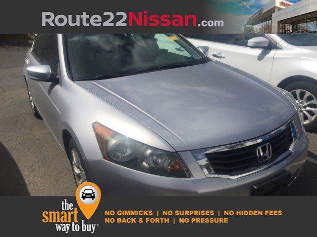 2010 Honda Accord Sdn EX-L 4dr I4 Auto EX-L Gas I4 2.4L/144 [1]