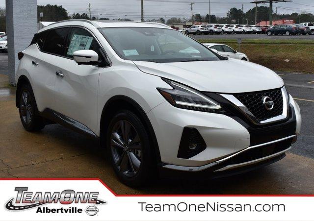 New 2020 Nissan Murano in Albertville, AL