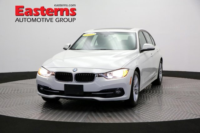 2016 BMW 3 Series for sale 123028 0