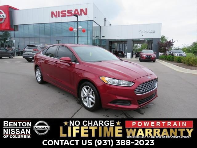 Used 2016 Ford Fusion in Columbia, TN