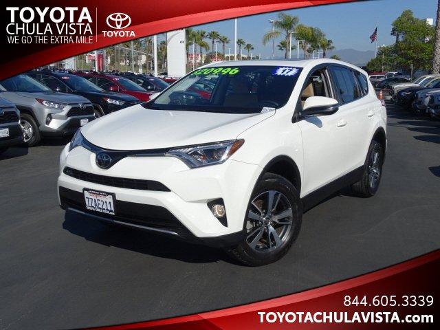 Used 2017 Toyota RAV4 in San Diego, CA