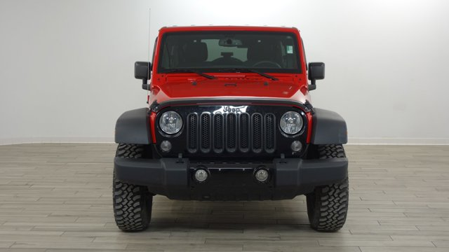 Used 2017 Jeep Wrangler Unlimited in St. Louis, MO