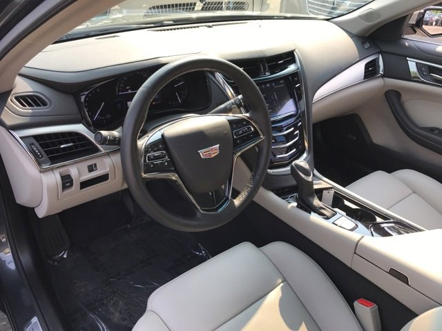 2017 Cadillac CTS Luxury AWD