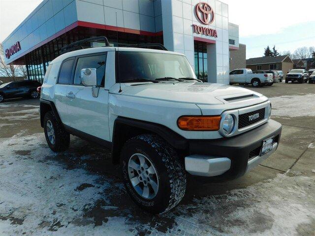 Used 2013 Toyota FJ Cruiser in Greeley, CO