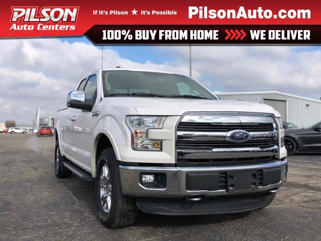 Used 2015 Ford F-150 in Mattoon, IL