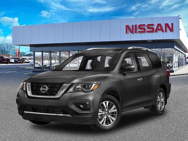 2020 Nissan Pathfinder S 4x4 S Regular Unleaded V-6 3.5 L/213 [18]