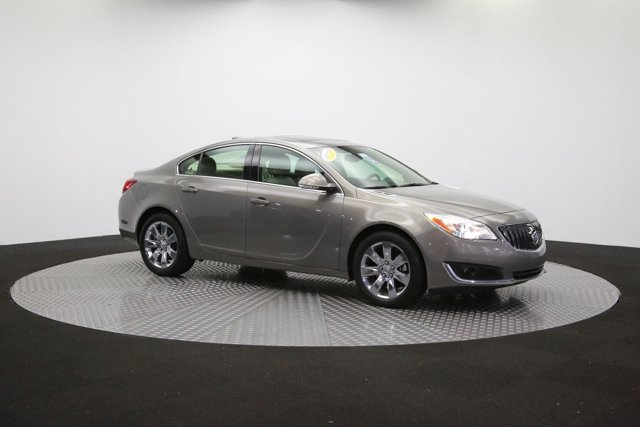 2017 Buick Regal for sale 123437 43