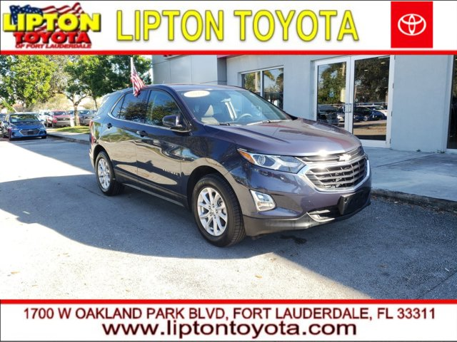 Used 2019 Chevrolet Equinox in Ft. Lauderdale, FL