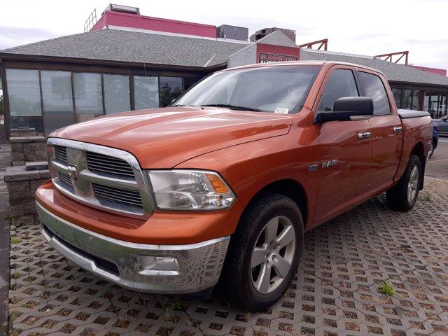 "2010 Dodge Ram 1500 SLT | 4WD | CREW CAB | LOADED!! 4WD Crew Cab 140.5"" SLT Gas V8 5.7L/345 [1]"