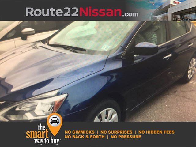 2016 Nissan Sentra S 4dr Sdn I4 CVT S Regular Unleaded I-4 1.8 L/110 [9]
