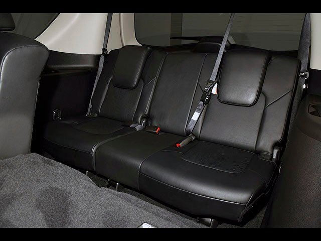 2015 INFINITI QX80 Driver Assist 8 Passenger AWD Navigation 33