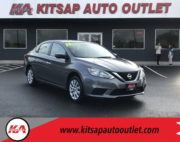 Used 2018 Nissan Sentra in Port Orchard, WA