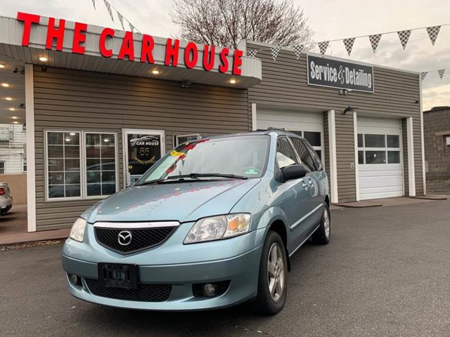 2003 Mazda MPV ES 4dr Mini Van Front Wheel Drive Tires - Front All-Season Tires - Rear All-Season