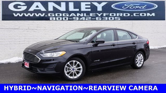 Used 2019 Ford Fusion Hybrid in Cleveland, OH