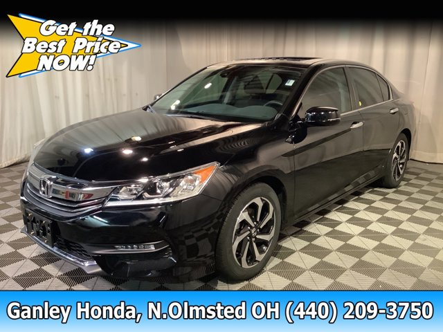 Used 2017 Honda Accord Sedan in North Olmsted, OH