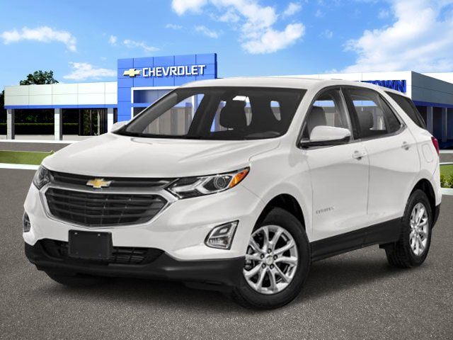 2021 Chevrolet Equinox LT FWD 4dr LT w/1LT Turbocharged Gas I4 1.5L/92 [9]