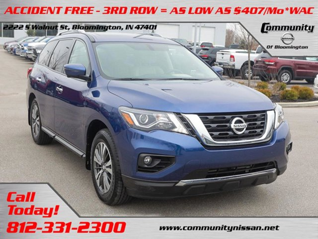 Used 2017 Nissan Pathfinder in Bloomington, IN