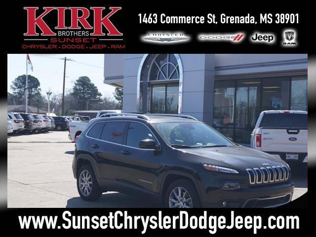 New 2018 Jeep Cherokee in Grenada, MS