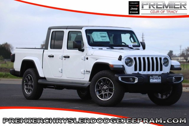 New 2020 Jeep Gladiator in Tracy, CA