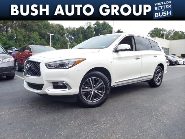 2017 INFINITI QX60 QX60 AWD Leather Nav Sunroof Back up Cam AWD Premium Unleaded V-6 3.5 L/213 [4]