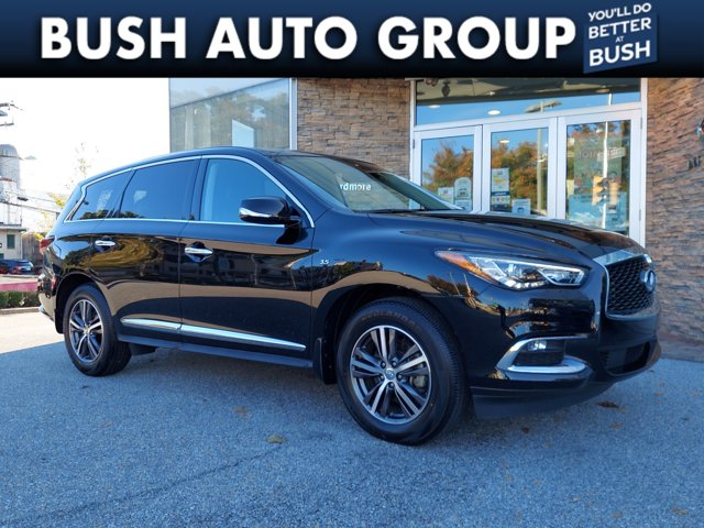 2019 INFINITI QX60 PURE 2019.5 PURE AWD Premium Unleaded V-6 3.5 L/213 [5]