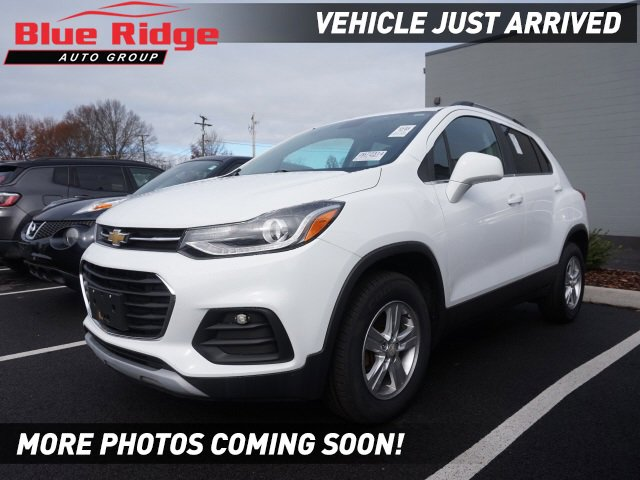 2018 Chevrolet Trax LT AWD 4dr LT Turbocharged Gas 4-Cyl 1.4L/83 [1]