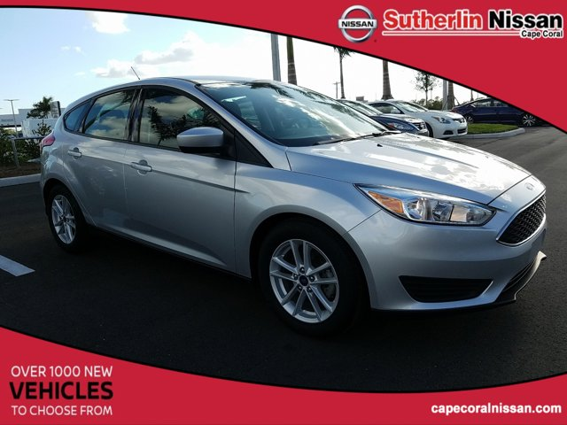 Used 2018 Ford Focus in Fort Myers, FL