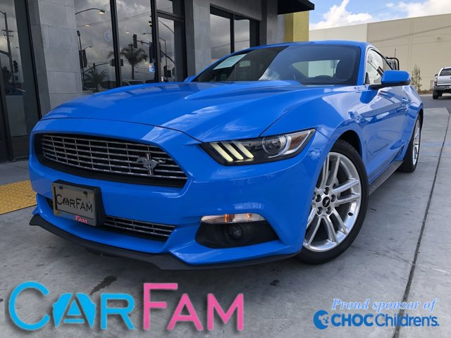 Used 2017 Ford Mustang in Rialto, CA