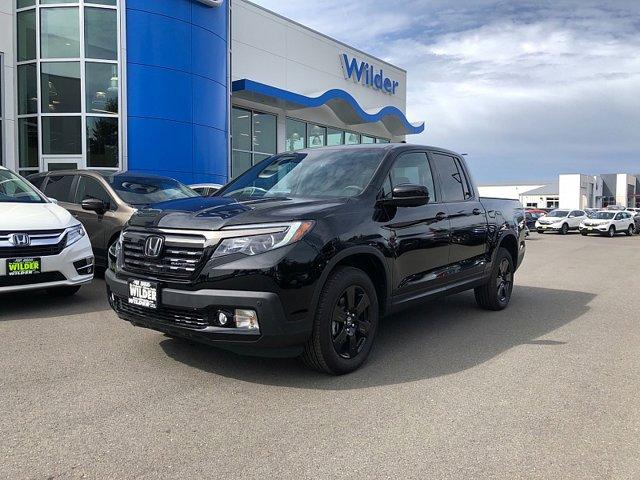 New 2019 Honda Ridgeline Black Edition AWD