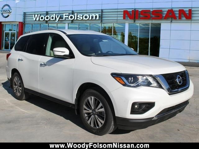 New 2017 Nissan Pathfinder in Vidalia, GA