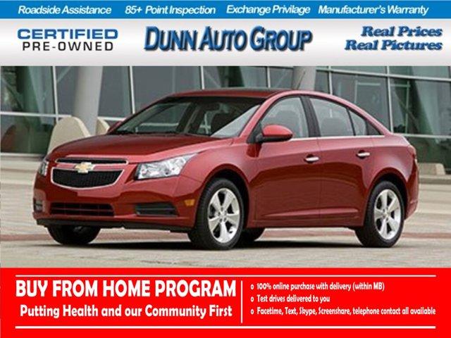 2014 Chevrolet Cruze | 1LT Sedan | REMOTE START | BLUETOOTH | 4dr Sdn 1LT Turbocharged Gas I4 1.4L/83 [3]