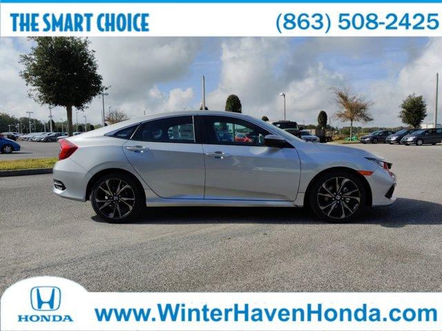 New 2020 Honda Civic Sedan in Winter Haven, FL