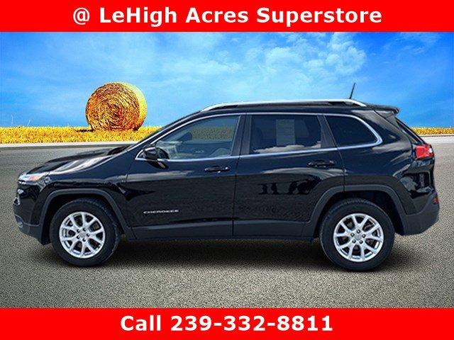 Used 2018 Jeep Cherokee in Lehigh Acres, FL