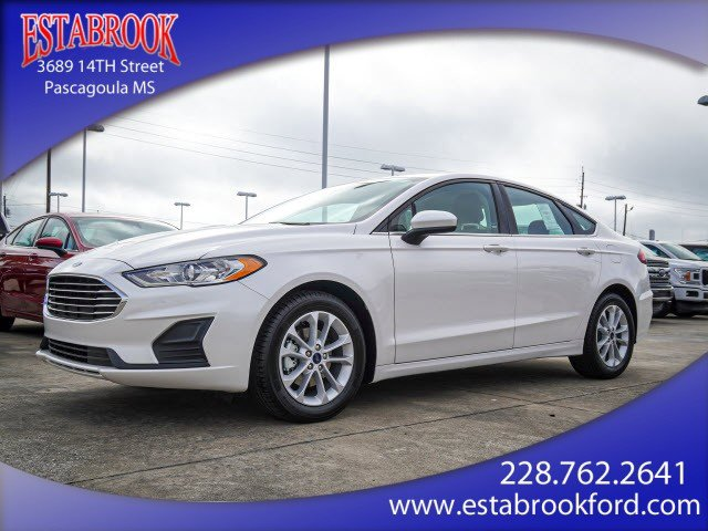 New 2020 Ford Fusion in , MS
