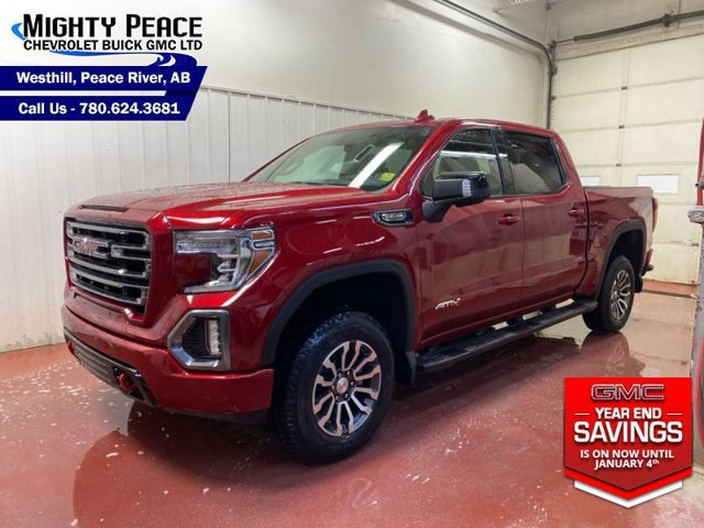 2021 GMC Sierra 1500 AT4 4WD Crew Cab 147″ AT4 Gas V8 5.3L/325 [13]