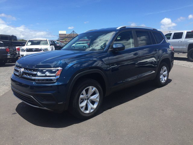 New 2019 Volkswagen Atlas in Kihei, HI