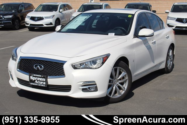 Used 2015 INFINITI Q50 in , CA