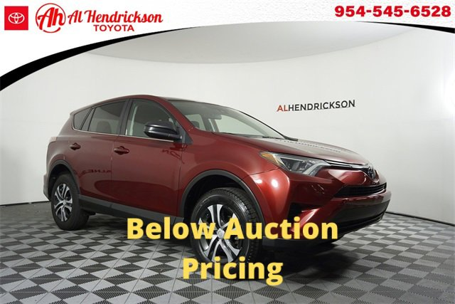 Used 2018 Toyota RAV4 in Coconut Creek, FL