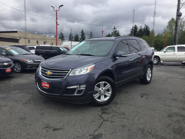 Used 2013 Chevrolet Traverse AWD 4dr LT w-1LT